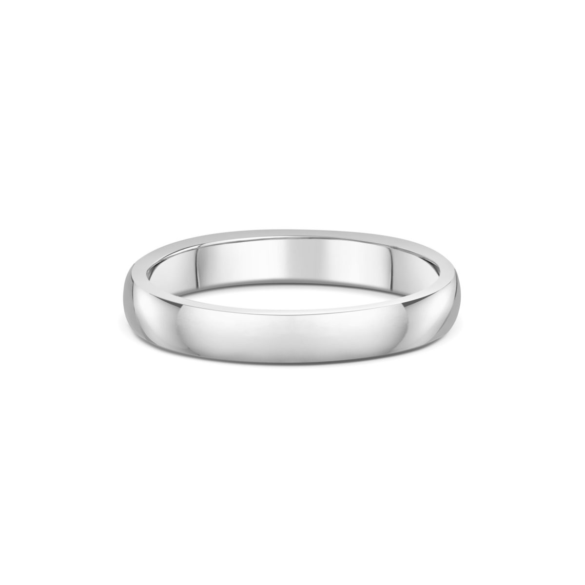 3mm Court Wedding Band
