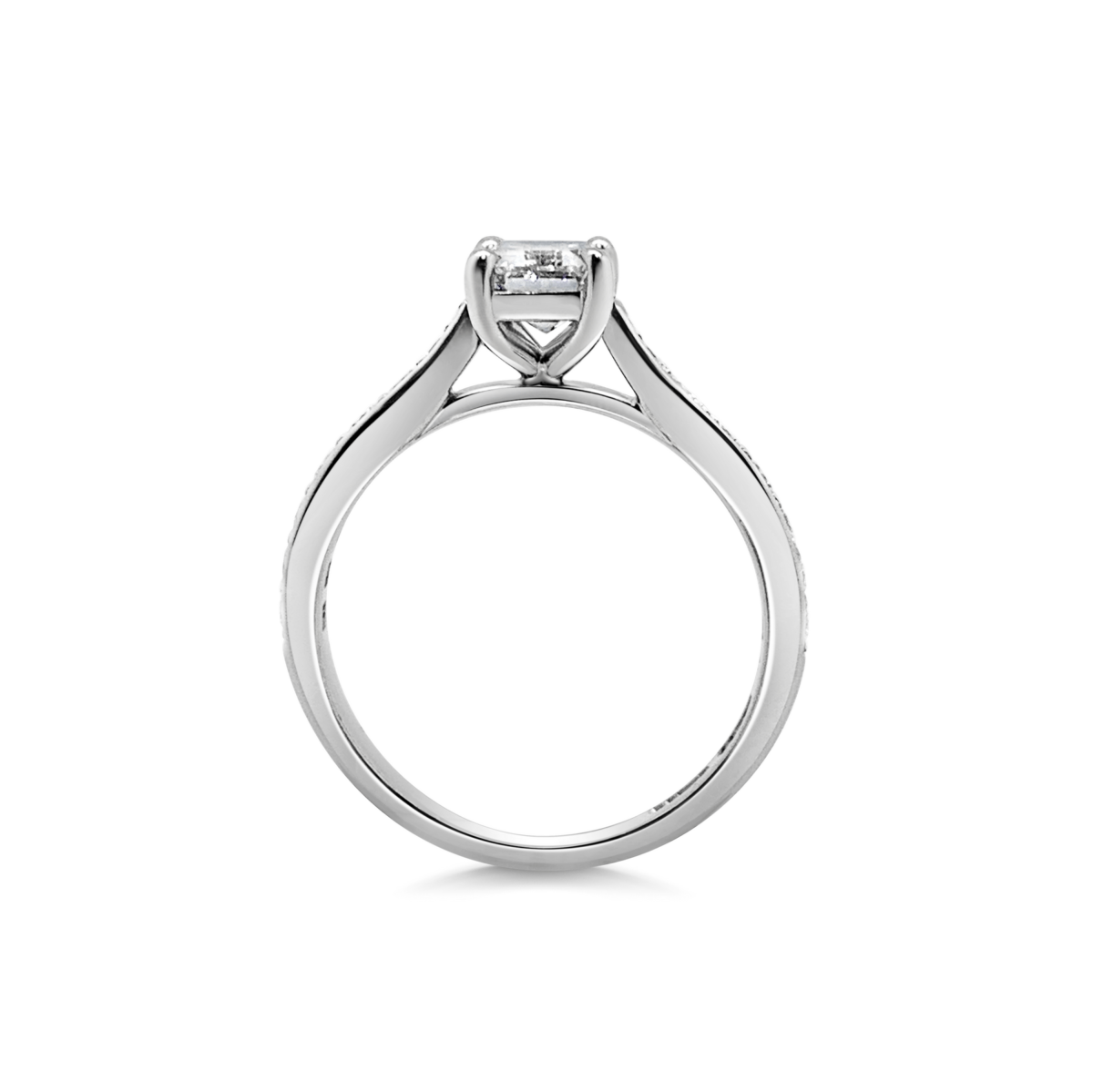 Belle Emerald Ring