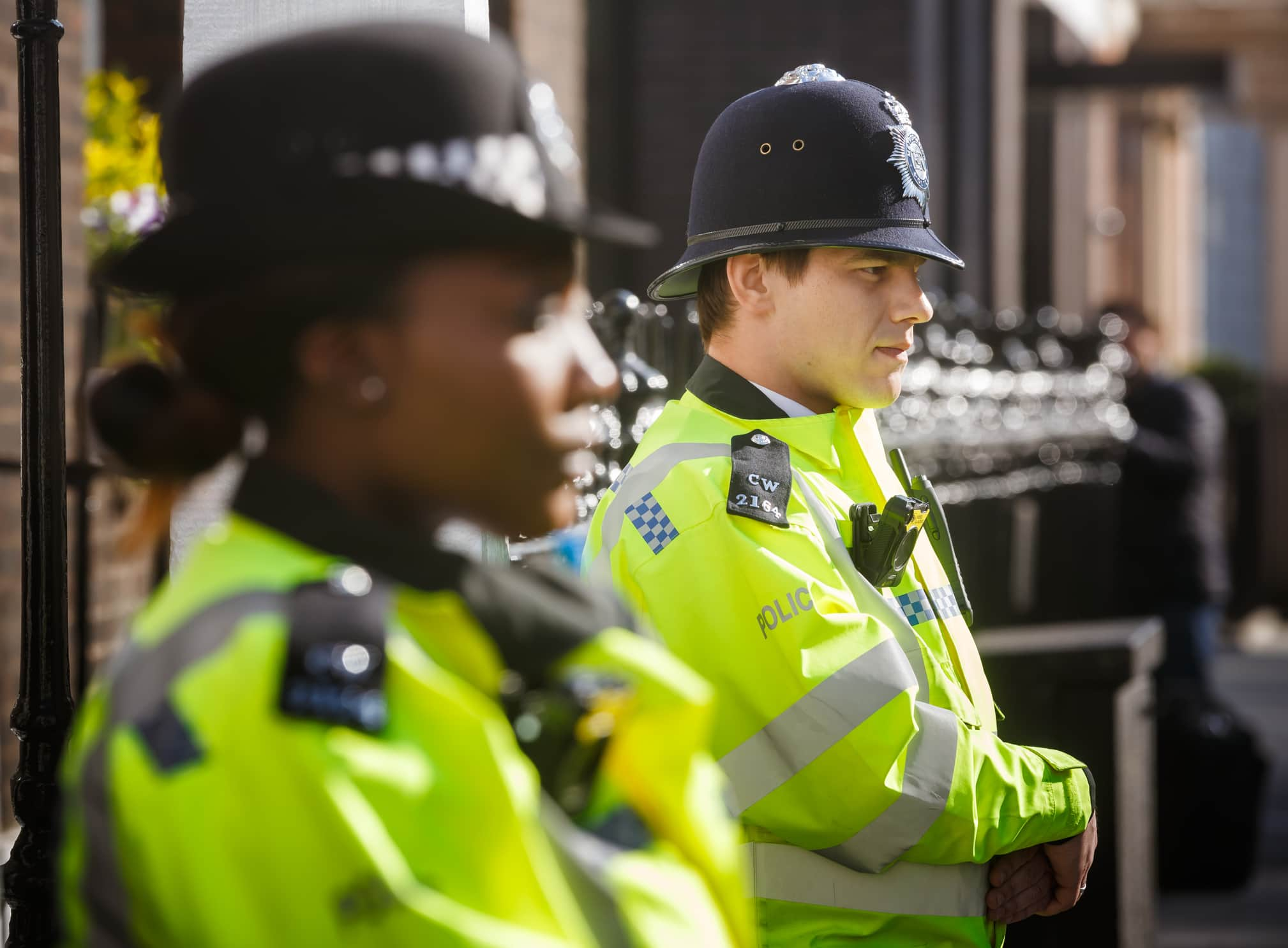 Discounts for British Police staff