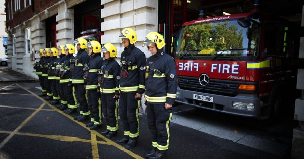 Discounts for Fire Fighters